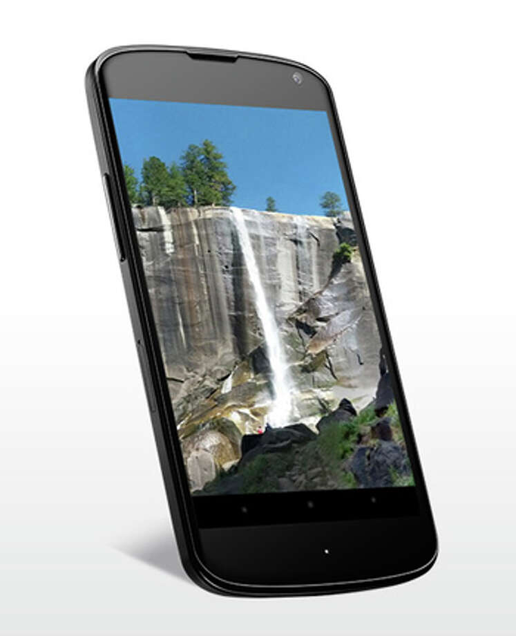 Nexus 4For keeping in touch.