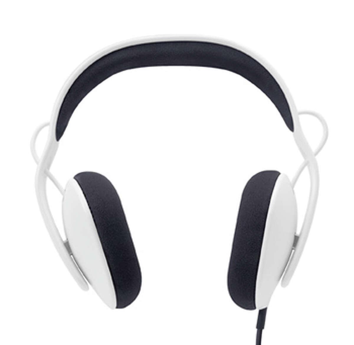 Incase Because headphones shouldn't just sound good, they should look good, too. Sonic over ear headphones ($79.95) by InCase, goincase.com
