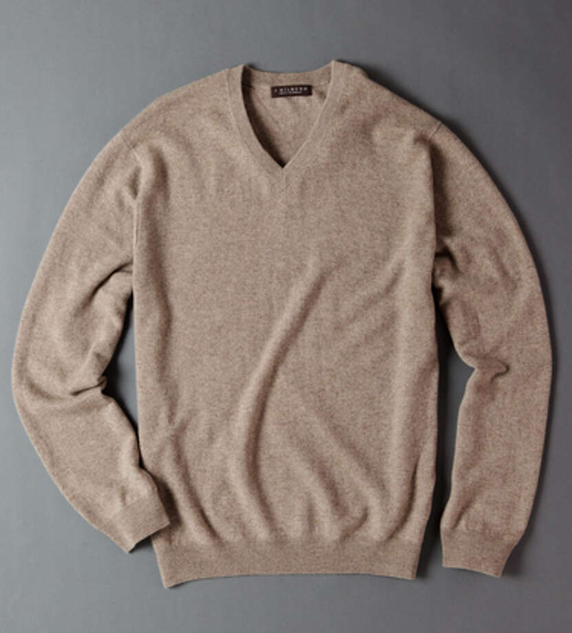 J. HilburnFor comfort.