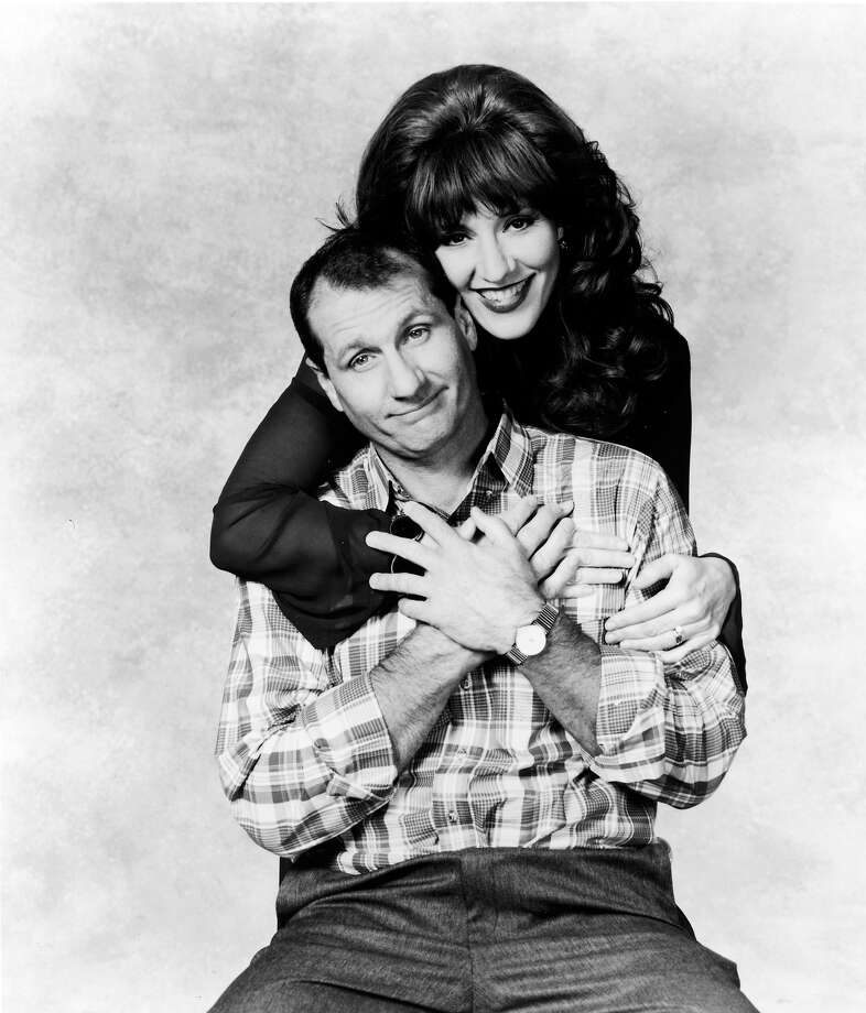 "Show:Married With ChildrenDad: Al Bundy (Ed O'Neill)Fatherly advice: ""Today I feel like the luckiest man on the face of the earth. 