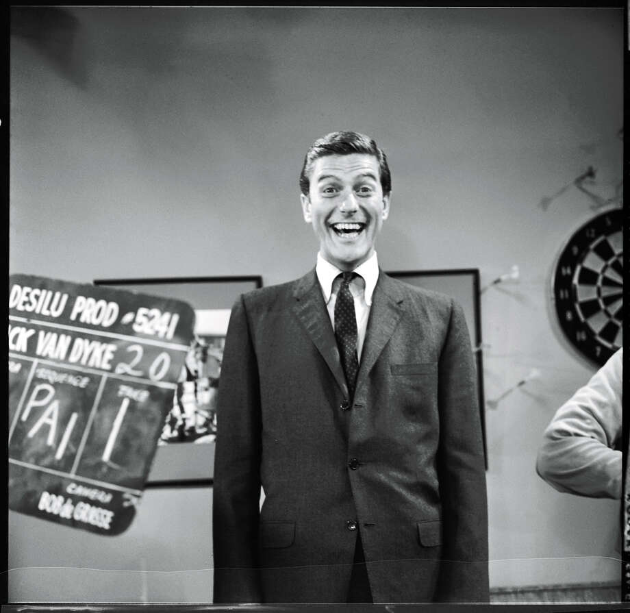 "Show: The Dick Van Dyke ShowDad: Rob Petrie (Dick Van Dyke)Fatherly advice: ""You'd better get me a dental appointment because there's going to be a lot of loose teeth around here tonight. "" Photo: CBS Photo Archive, Getty Images / 2005 CBS WORLDWIDE INC."