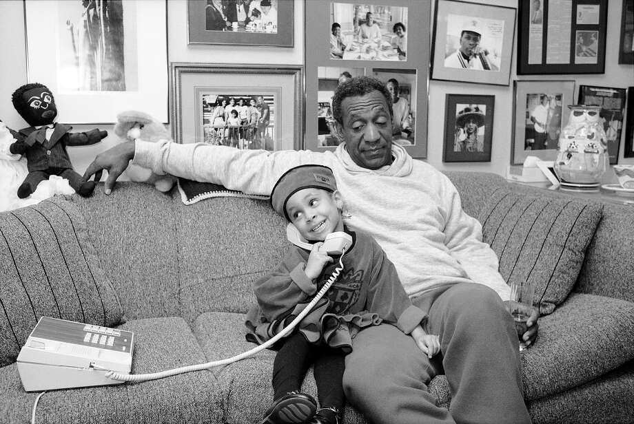 "Show: The Cosby ShowDad: Dr. Heathcliff Huxtable (Bill Cosby)Fatherly advice: ""A vacation is something you get when you have a job and work."" Photo: DMI / Time & Life Pictures"