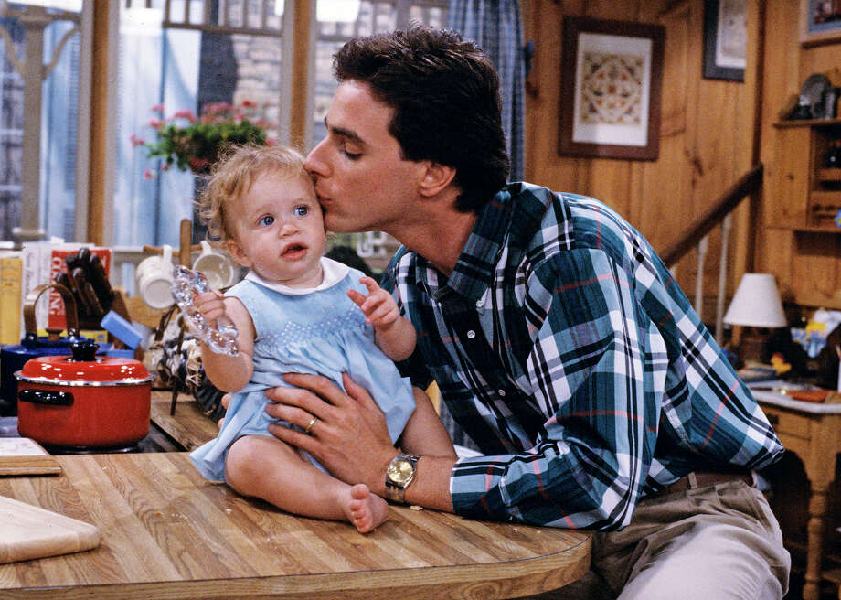 """Show:Full HouseDad: Danny Tanner (Bob Saget)Fatherly advice: """" DJ, how do you think Mom would have handled this?"""" Photo: ABC Photo Archives, ABC Via Getty Images / 1987 American Broadcasting Companies, Inc."""