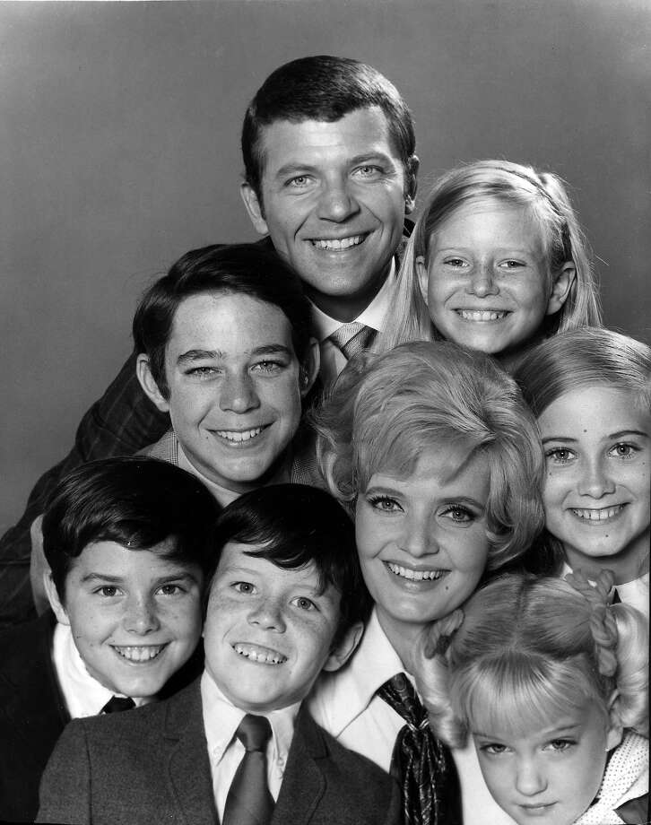 "Show: The Brady BunchDad: Mike Brady (Robert Reed)Fatherly advice: ""Put on your Sunday best kids; we're going to Sears!"" Photo: ABC Photo Archives, ABC Photo Archives/Getty Images / 1969 American Broadcasting Companies, Inc."