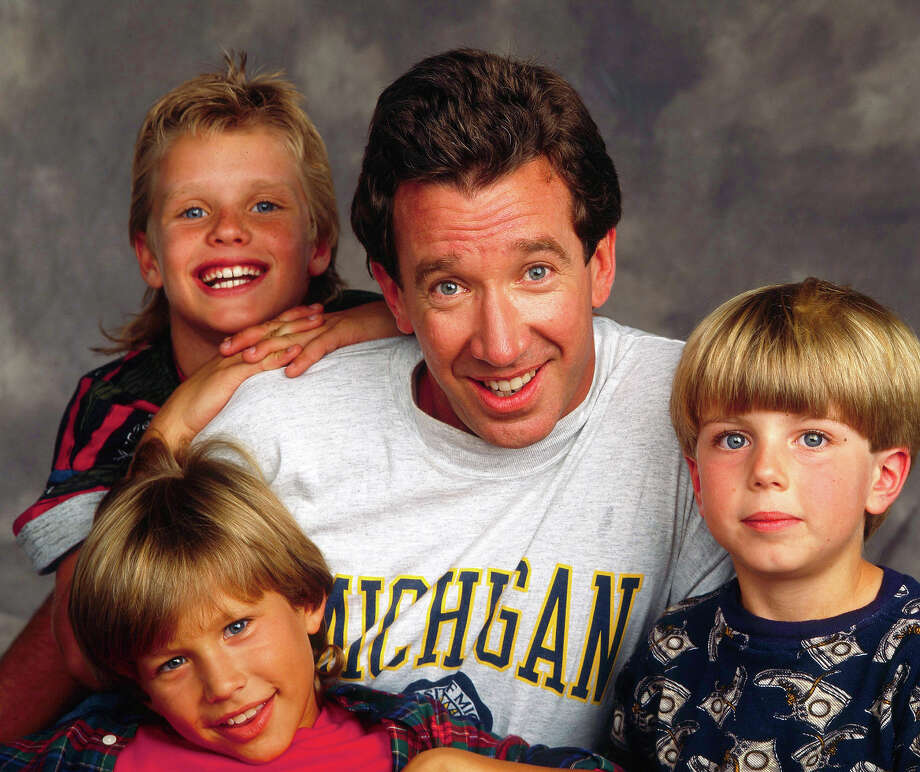 """Show:Home ImprovementDad: Tim Taylor (Tim Allen)Fatherly advice: """"I'm sure there's something we all learned from this."""" Photo: ABC Photo Archives, ABC Photo Archives/Getty Images / 2011 American Broadcasting Companies, Inc."""