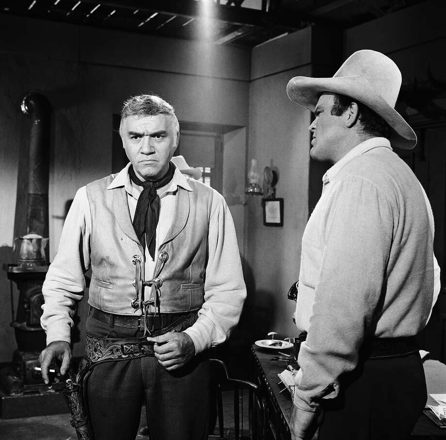 "Show: BonanzaDad: Ben Cartwright (Lorne Greene)Fatherly advice: ""I don't have anything against education - as long as it doesn't interfere with your thinking!"" Photo: NBC, NBC Via Getty Images / ? NBCUniversal, Inc."