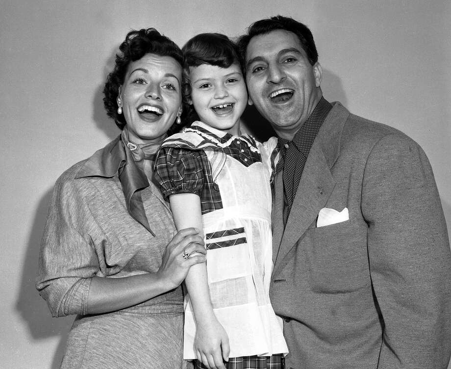 Show: The Danny Thomas ShowDad: Danny Williams (Danny Thomas) Photo: NBC, NBCU Photo Bank Via Getty Images / 2012 NBCUniversal Media, LLC