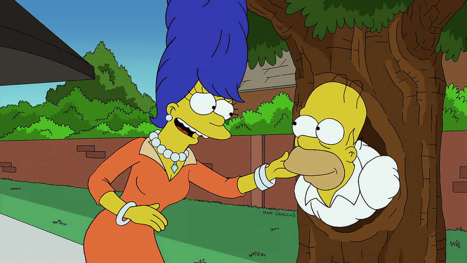 "Show: The SimpsonsDad: Homer Simpson (Dan Castellaneta)Fatherly advice: ""Just because I don't care doesn't mean I don't understand."" Photo: FOX, FOX Via Getty Images / 2012 FOX"