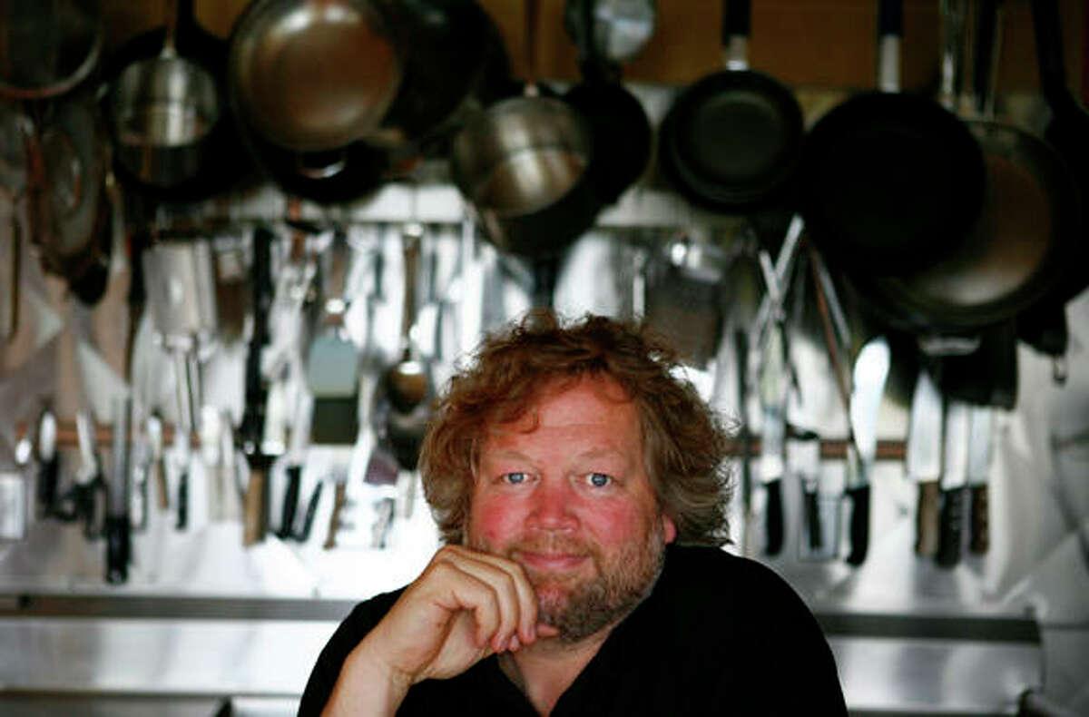 Seattle restaurateur Tom Douglas.