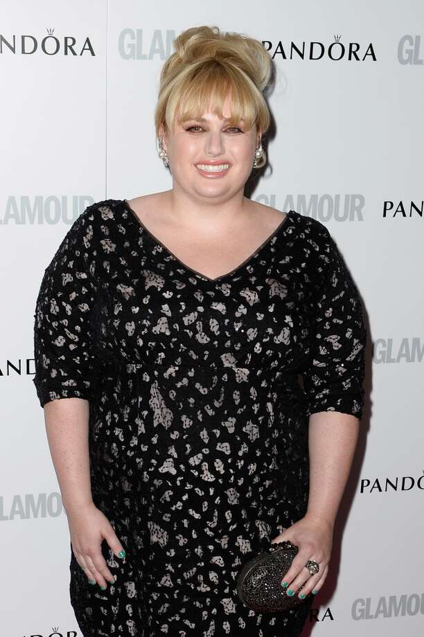 LONDON, ENGLAND - JUNE 04:  Rebel Wilson  attends Glamour Women of the Year Awards 2013 at Berkeley Square Gardens on June 4, 2013 in London, England.  (Photo by Gareth Cattermole/Getty Images)