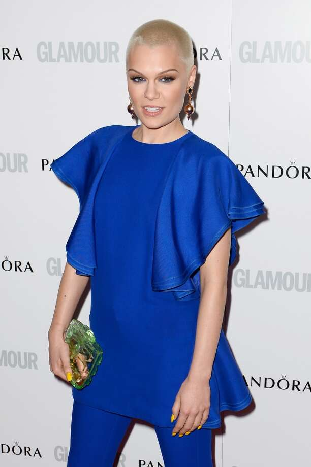 LONDON, ENGLAND - JUNE 04:  Jesse J attends Glamour Women of the Year Awards 2013 at Berkeley Square Gardens on June 4, 2013 in London, England.  (Photo by Gareth Cattermole/Getty Images)