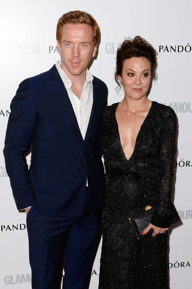 LONDON, ENGLAND - JUNE 04:  Damian Lewis and Helen McCrory attend Glamour Women of the Year Awards 2013 at Berkeley Square Gardens on June 4, 2013 in London, England.  (Photo by Gareth Cattermole/Getty Images)