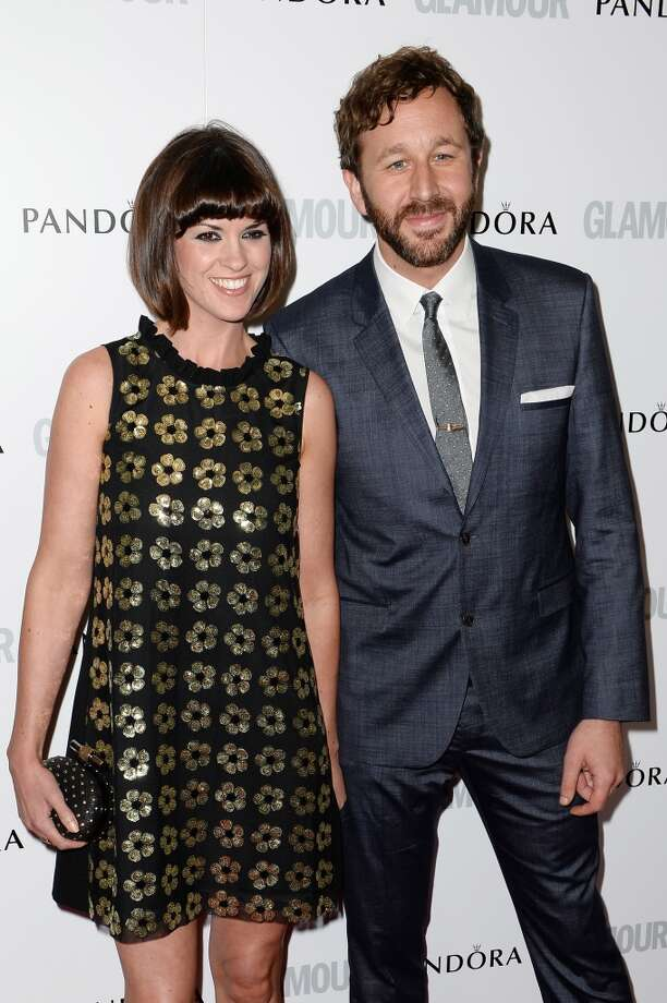 LONDON, ENGLAND - JUNE 04:  Dawn Porter and Chris O'Dowd attend Glamour Women of the Year Awards 2013 at Berkeley Square Gardens on June 4, 2013 in London, England.  (Photo by Gareth Cattermole/Getty Images)