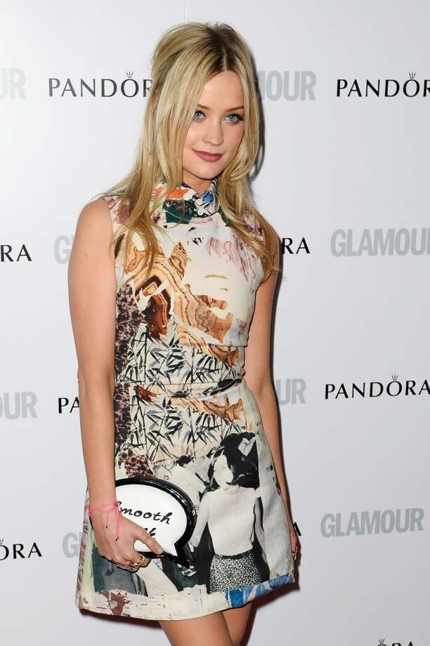 LONDON, ENGLAND - JUNE 04:  Laura Whitmore attends Glamour Women of the Year Awards 2013 at Berkeley Square Gardens on June 4, 2013 in London, England.  (Photo by Gareth Cattermole/Getty Images)