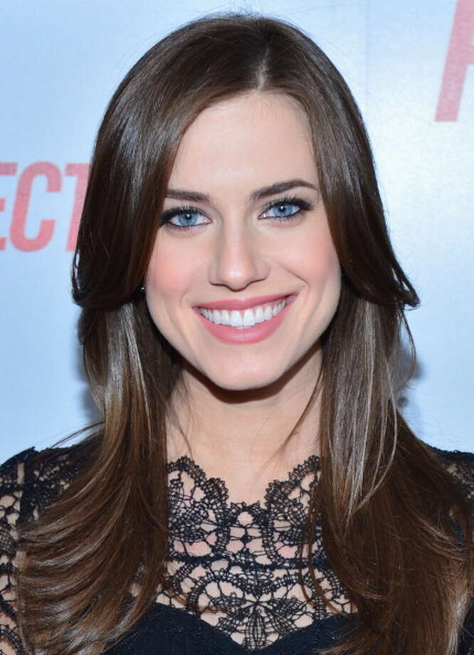 Allison Williams, the daughter of Brian Williams and a star on Girls, is up for Hottest Al(L)ison.  This is a tough one. Photo: Larry Busacca, Getty Images / 2013 Getty Images