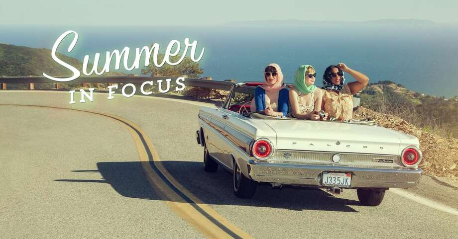 The trip begins with Summer in Focus, ModCloth's summer stylebook.