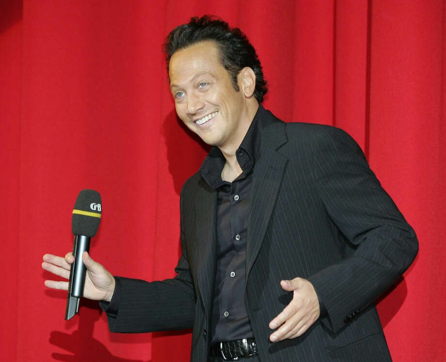 """Grown Ups"" actor Rob Schneider will perform five stand-up comedy shows in San Antonio this September. Photo: Associated Press"