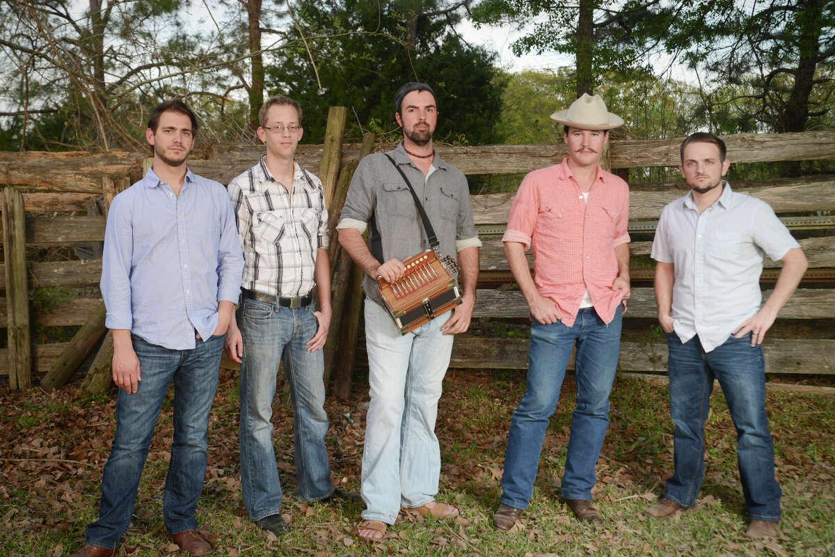 The Pine Leaf Boys will perform a free outdoor concert at Ridgefieldís Ballard Park on Tuesday, June 11.