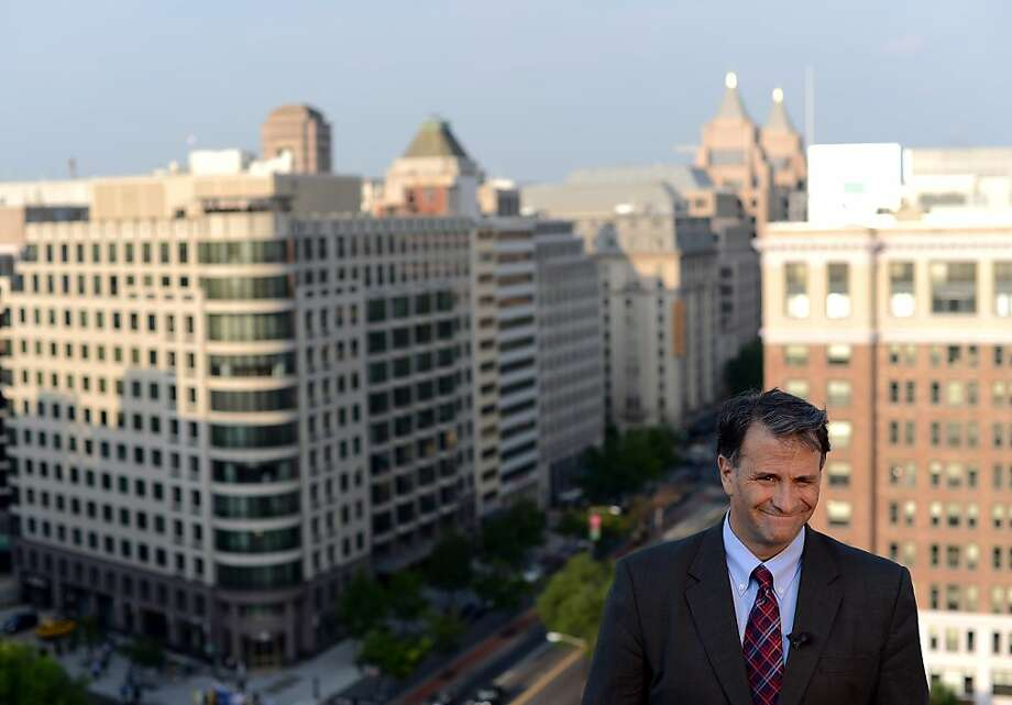 Ex-Washington power broker and ex-con Jack Abramoff urges Silicon Valley to bolster its lobbying effort. Photo: Jewel Samad, AFP/Getty Images