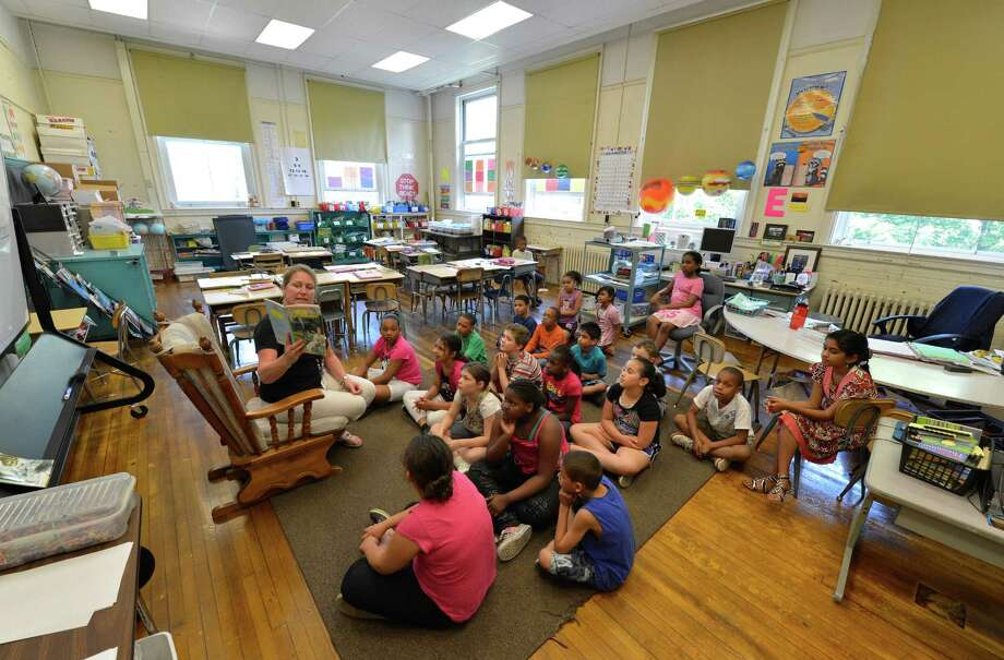 Mrs. Graham's class at the Elmer Elementary School May 31, 2013 in Schenectady, N.Y.    (Skip Dickstein/Times Union ) Photo: Skip Dickstein / 00022626A