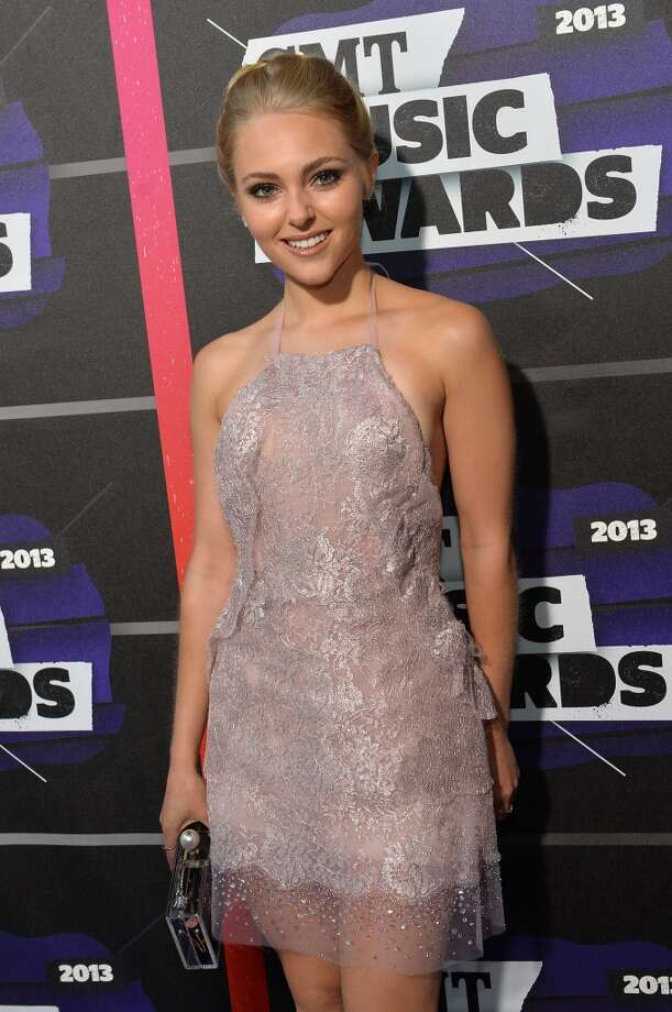 NASHVILLE, TN - JUNE 05:  Actress AnnaSophia Robb attends the 2013 CMT Music awards at the Bridgestone Arena on June 5, 2013 in Nashville, Tennessee.  (Photo by Rick Diamond/Getty Images)