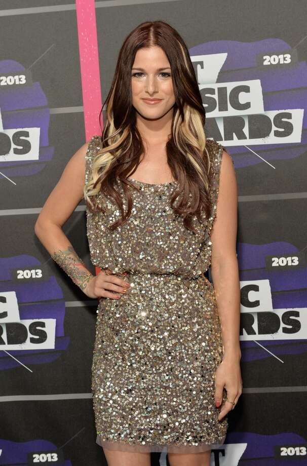 NASHVILLE, TN - JUNE 05:  Cassadee Pope attends the 2013 CMT Music awards at the Bridgestone Arena on June 5, 2013 in Nashville, Tennessee.  (Photo by Rick Diamond/Getty Images)