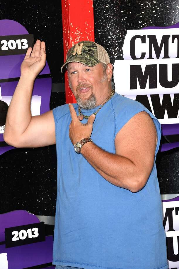 NASHVILLE, TN - JUNE 05:  Larry The Cable Guy attends the 2013 CMT Music awards at the Bridgestone Arena on June 5, 2013 in Nashville, Tennessee.  (Photo by Jason Merritt/Getty Images)