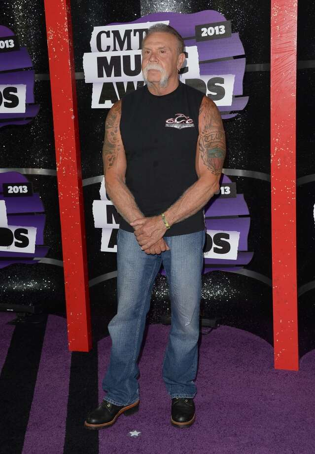 NASHVILLE, TN - JUNE 05:  Paul Teutul Sr. attends the 2013 CMT Music awards at the Bridgestone Arena on June 5, 2013 in Nashville, Tennessee.  (Photo by Jason Merritt/Getty Images)