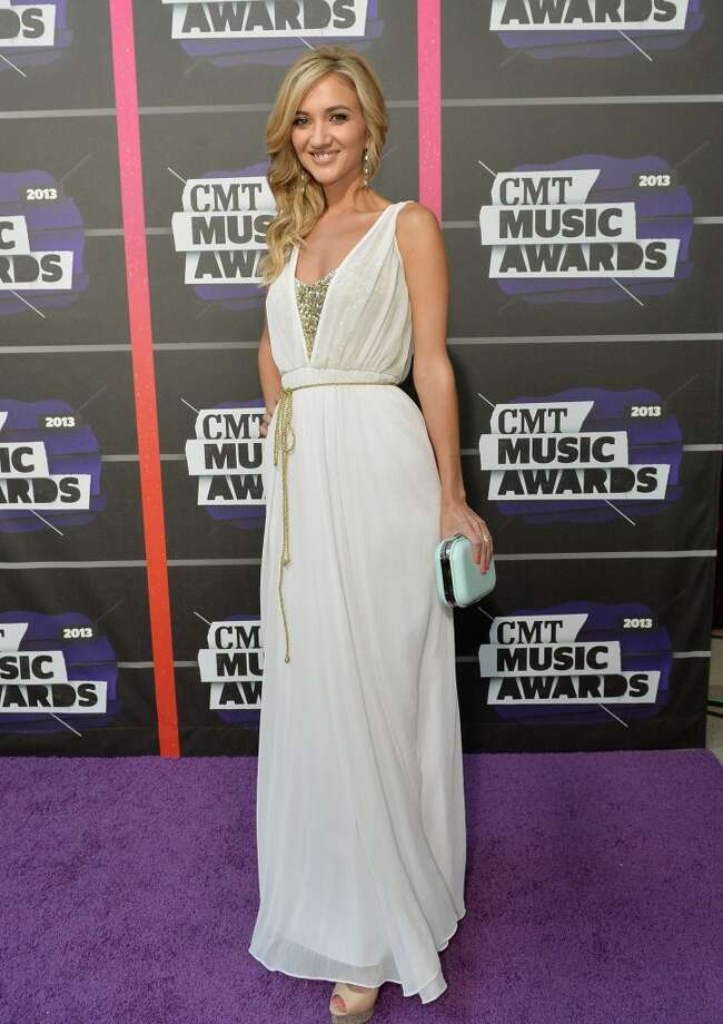 NASHVILLE, TN - JUNE 05:  Musician Sarah Darling attends the 2013 CMT Music awards at the Bridgestone Arena on June 5, 2013 in Nashville, Tennessee.  (Photo by Rick Diamond/Getty Images)