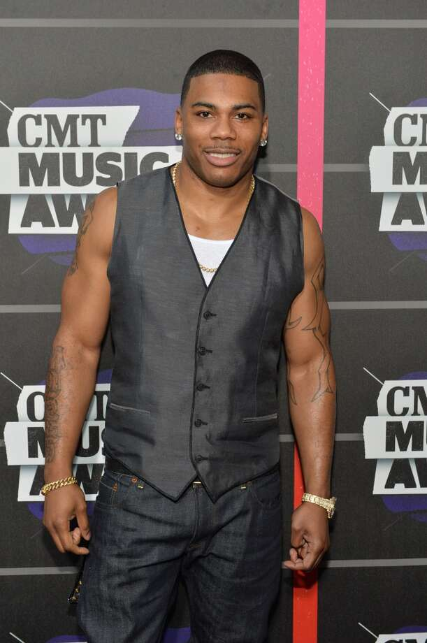 NASHVILLE, TN - JUNE 05:  Nelly attends the 2013 CMT Music awards at the Bridgestone Arena on June 5, 2013 in Nashville, Tennessee.  (Photo by Rick Diamond/Getty Images)