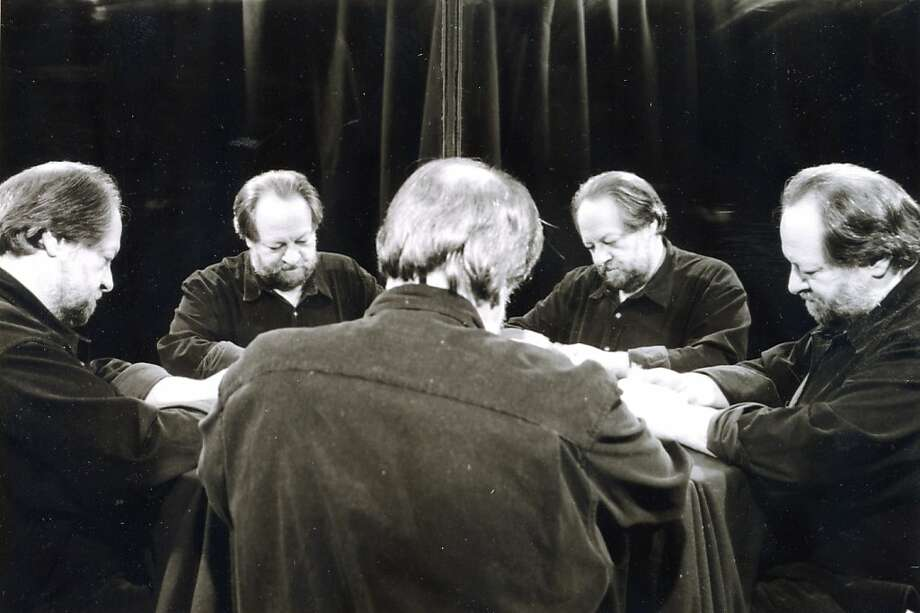 "Ricky Jay discusses inspiration, practice and secrets in ""Deceptive Practice: The Mysteries and Mentors of Ricky Jay."" Photo: John Gaughan, Kino Lorber"