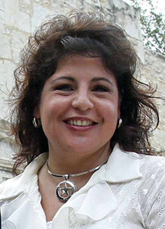 Executive Administrator Melinda Navarro belongs to the Daughters of the Republic of Texas.