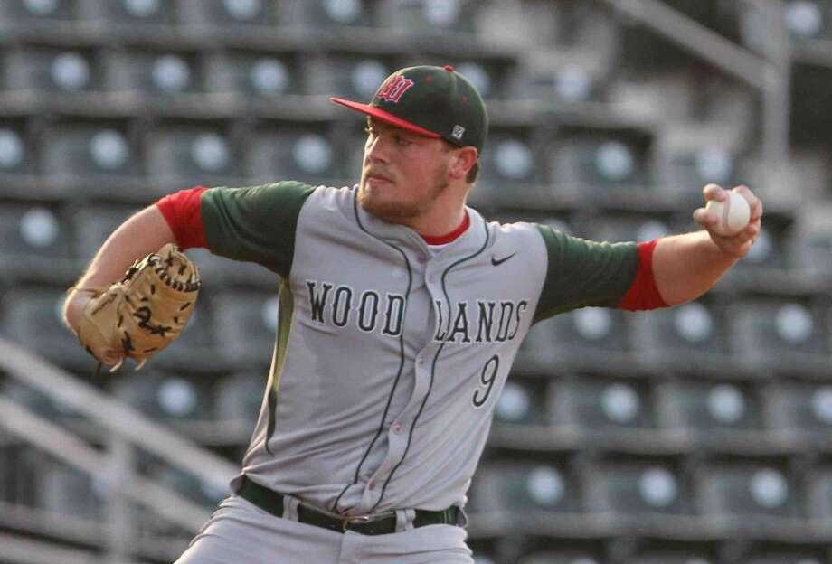 P: Ryan Burnett, senior, The Woodlands