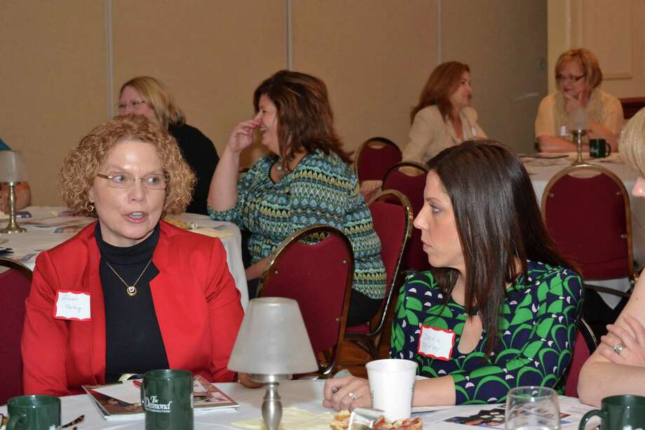 Were you Seen at the Women@Work breakfast event, The Mother Load, sponsored by McNamee, Lochner, Titus & Williams, P.C. at The Desmond on Thursday, June 6, 2013? Photo: Colleen Ingerto