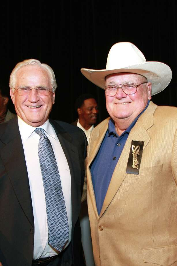 """Don Shula? Now there's a good football coach. He can take his'n and beat your'n, or he can take your'n and beat his'n."" Photo: Kim Coffman"