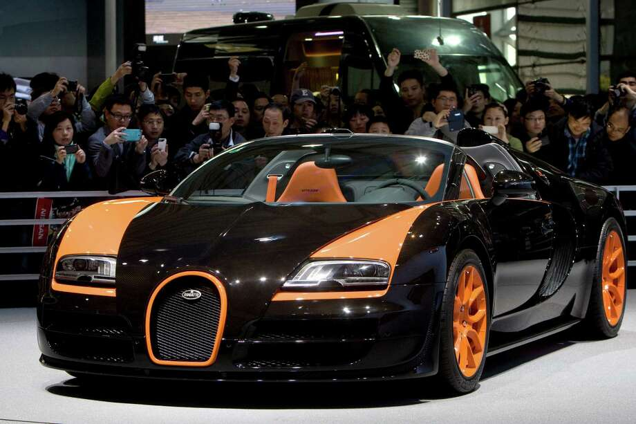 Expensive: Bugatti VeyronCost per mile: 35.9 centsBase MSRP: $2.25 millionSource: Yahoo Photo: ChinaFotoPress, File / 2013 ChinaFotoPress