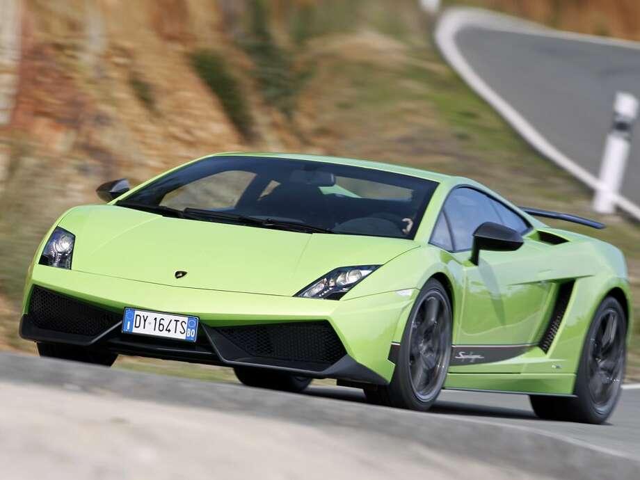 Lamborghini GallardoRead about a special rental program at Hobby Airport. Photo: File