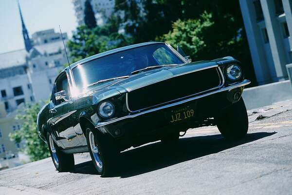 """4. Ford has built some great Mustangs over the past fifty years. The 1968 Fastback GT 390 is the best of them all, if only because it starred in one of the most famous car chases ever filmed, with Steve McQueen racing around San Francisco in """"Bullitt.""""  Photo: Ford"""