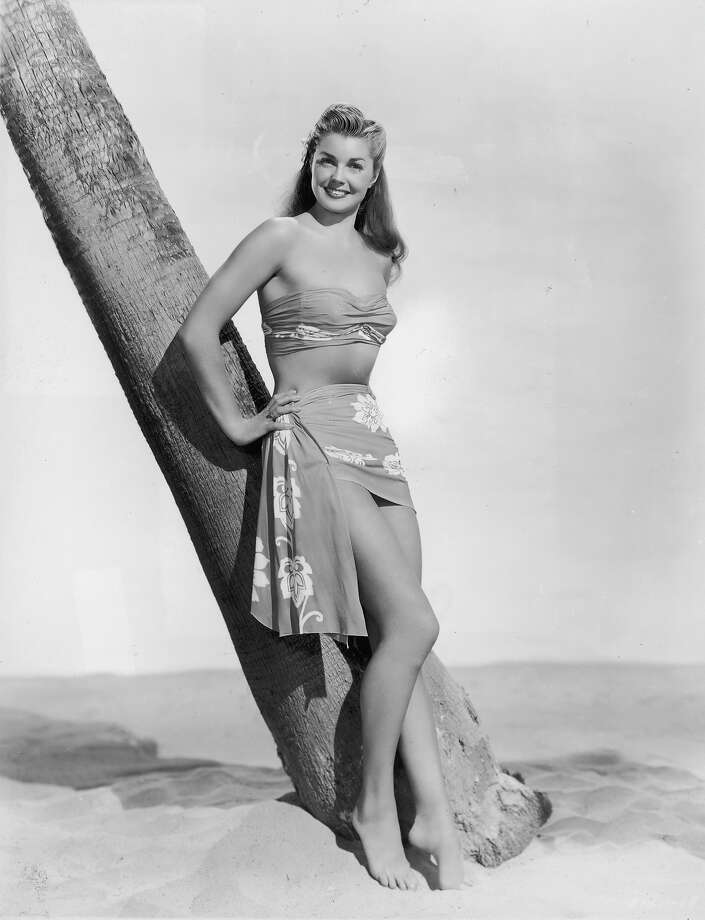 American actor and swimmer Esther Williams in 1943. Photo: Hulton Archive, Getty Images / Archive Photos