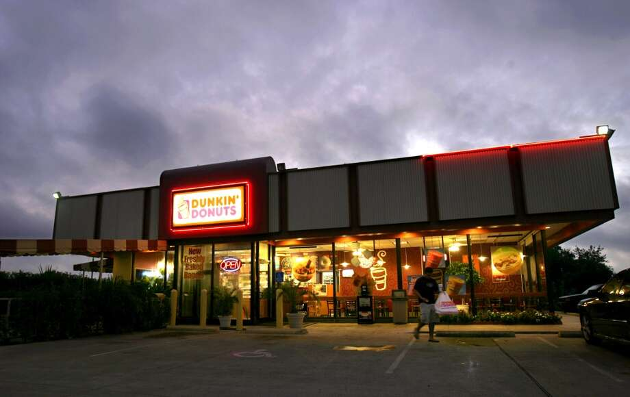 The Dunkin' Donuts at 7000 W Military Dr. is one of three San Antonio locations.
