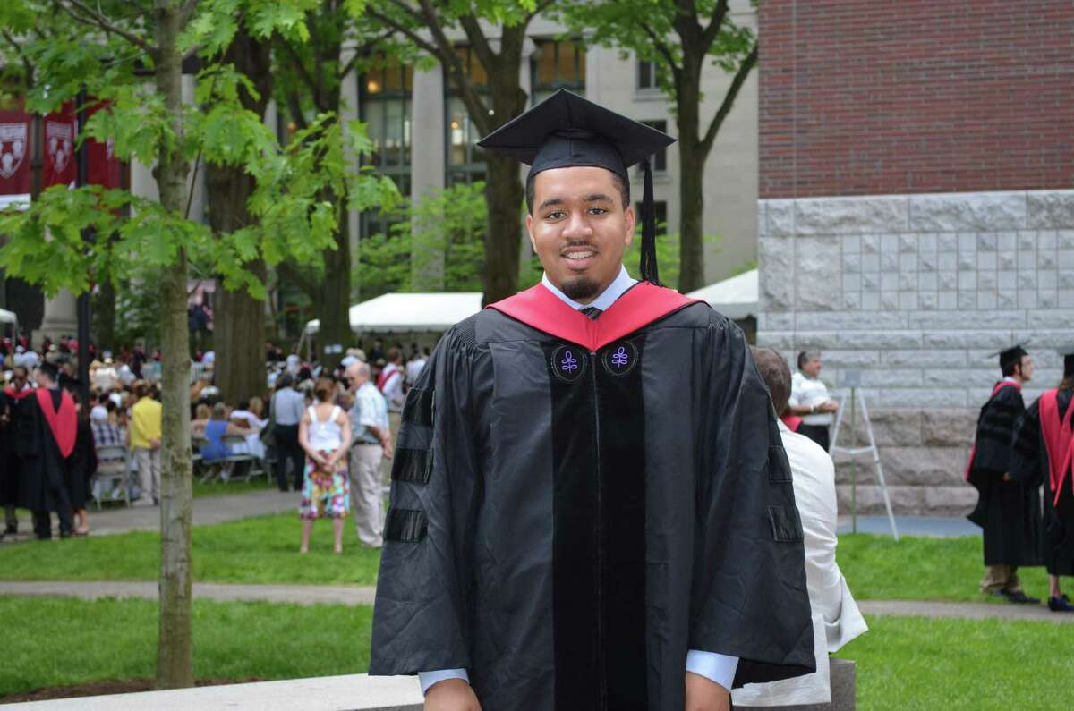 Cortlan Wickliff. Last week, he became only one of only two African-American men to graduate from Harvard Law School at the age of 22. Later this year, heÂ?'s headed to Texas A&M to start on his doctorate in engineering.