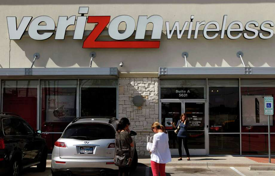 Verizon is from New York State.  Photo: LM Otero, STF / AP