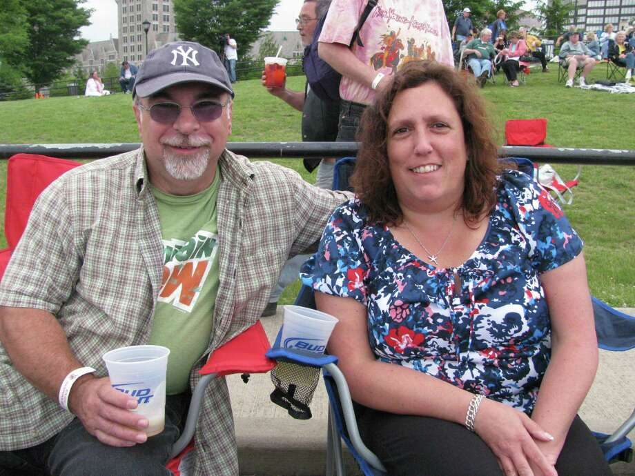 Were you Seen at the Alive at Five season-opener with The Fabulous Thunderbirds and Super 400 at Albany's Riverfront Park amphitheater at the Corning Preserve on Thursday, June 06, 2013? Photo: Nick Preller