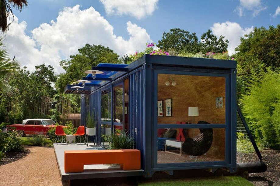 Photo: Courtesy Poteet Architects