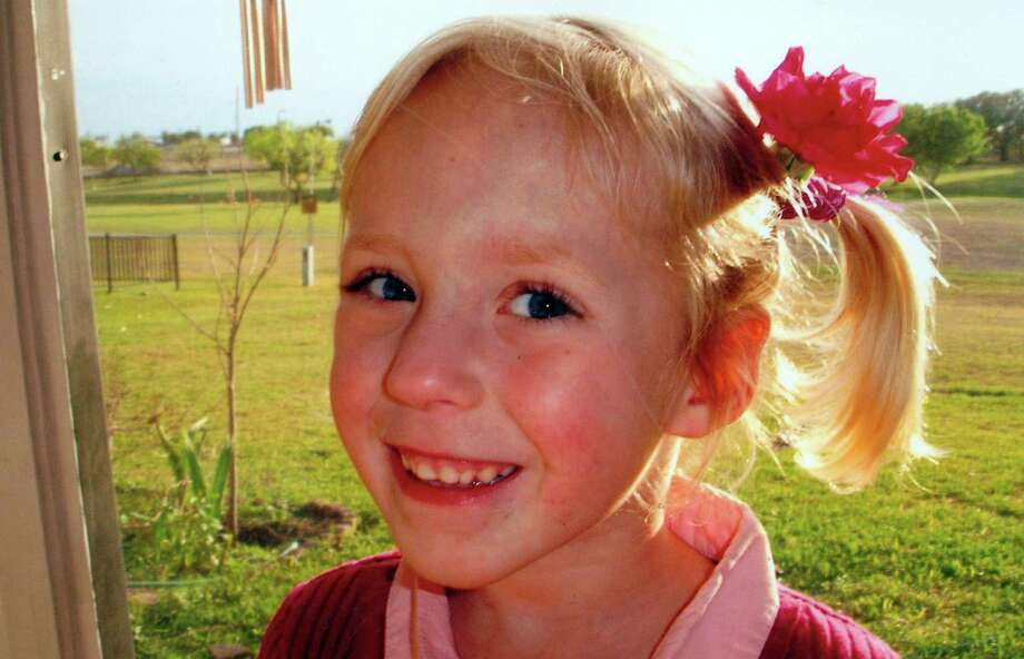 Sarah Brasse, 8, died of untreated acute appendicitis in February 2009. Photo: Courtesy