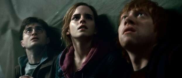 The Harry Potter series by J.K. Rowling – On the American
