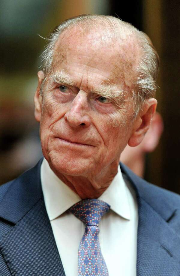 FILE: The Duke Of Edinburgh Is Admitted To Hospital For An Abdominal Investigation LONDON, UNITED KINGDOM - JUNE 10:  Prince Philip, the Duke of Edinburgh attends a reception for the 'Action on Hearing Loss' charity at Buckingham Palace on June 10, 2011 in London. Prince Philip, the Duke of Edinburgh is celebrating his 90th birthday today. (Photo by John Stillwell - WPA Pool/Getty Images) Photo: WPA Pool, Pool / 2011 Getty Images