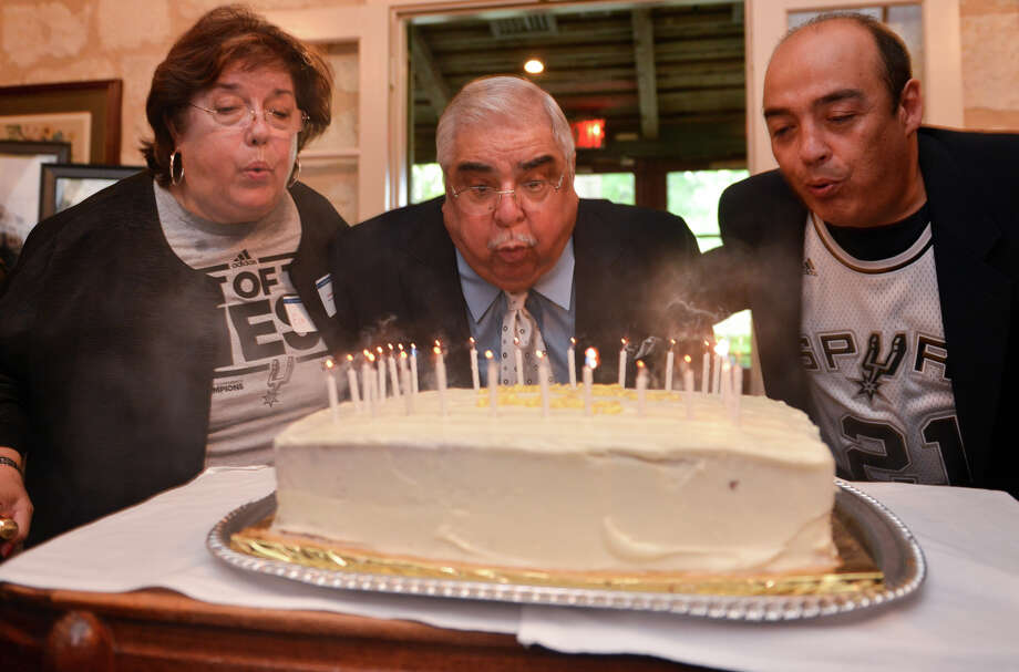 "The really big meetings aren't happening in the open. ""The most intriguing is the one you never see,"" said Jonathan Gurwitz, public affairs director at KGBTexas and a former San Antonio Express-News editorial writer.