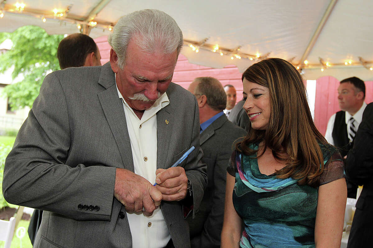 Were you Seen at An Aficionado Experience featuring former NY Yankee Sparky Lyle at the Pruyn House in Loudonville on Thursday, June 6, 2013?