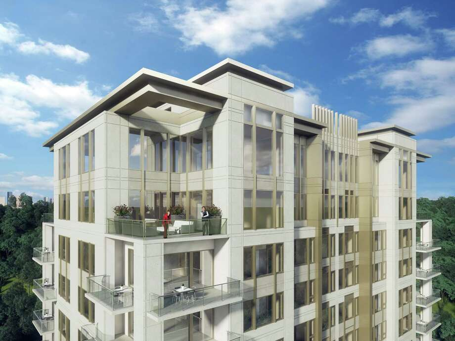 The 26-story Belfiore will have 46 residences, including two penthouses, in the Galleria area. Photo: Interfin
